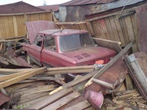 Демонтаж автомобилей